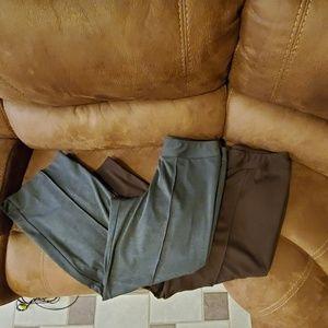 Lane Bryant Pants- 2 Pair (Tall)
